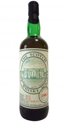 Allt-a-Bhainne - Scotch Malt Whisky Society SMWS 108.1 - 1979 14 year old Whisky