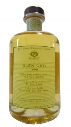 Glen Ord - Single Cask #3458 - 1998 10 year old Whisky