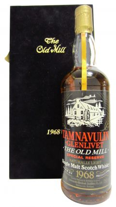 Tamnavulin - The Old Mill Special Reserve - 1968 18 year old Whisky
