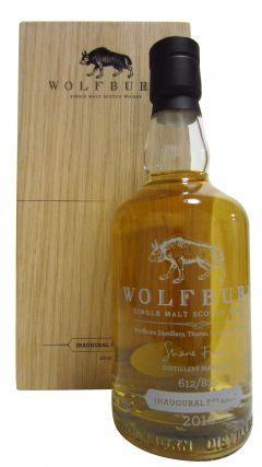 Wolfburn - Single Malt Scotch Inaugural Release Whisky