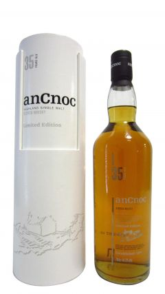 anCnoc - Highland Single Malt Limited Edition 1st Edition - 1975 35 year old Whisky