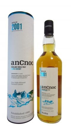 anCnoc - 2001 Vintage Limited Edition - 2001 14 year old Whisky