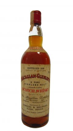 Macallan - Pure Highland Malt - 1938 35 year old Whisky