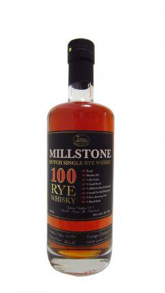 Zuidam - Millstone 100 Rye Whiskey