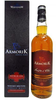 Armorik - Maitre De Chai (Cellar Master) - 2008 Whisky