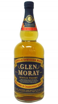 Glen Moray - Chardonnay Finish Single Malt (old bottling) Whisky