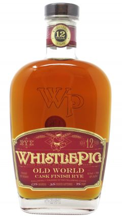 WhistlePig - Old World Series Rye 12 year old Whiskey