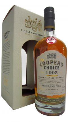 Highland Park - Coopers Choice Single Cask #9151 - 1995 20 year old Whisky
