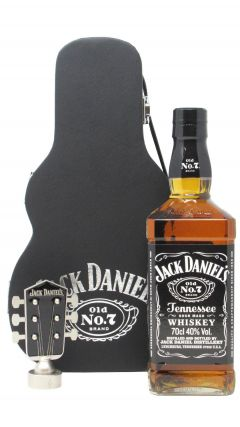 Jack Daniel's - Old No. 7 Guitar Case Whiskey