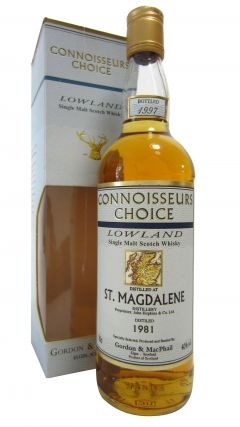 St. Magdalene (silent) - Connoisseurs Choice - 1981 16 year old Whisky