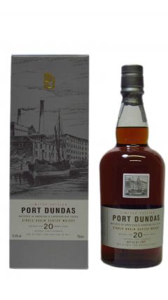 Port Dundas (silent) - 2011 Special Release - 1991 20 year old Whisky