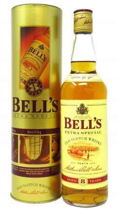 Bells - Extra Special (old bottling) 8 year old Whisky
