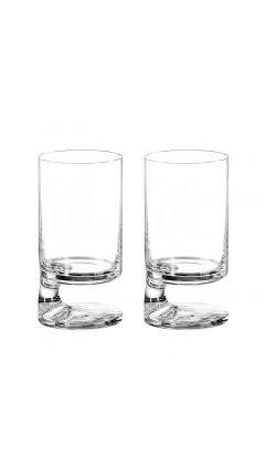 Smoke Joe Colombo Acqua Water Glass (Twin Pack)