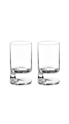 Smoke Joe Colombo Vino Wine Glass (Twin Pack)
