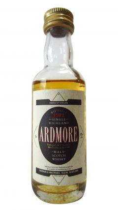 Ardmore - Single Highland Malt Miniature - 1981 Whisky