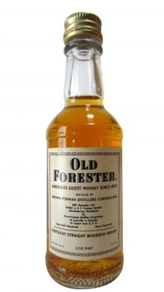 Old Forester - Kentucky Straight Miniature Whiskey