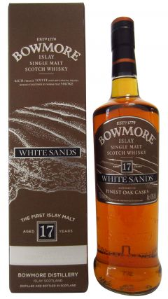 Bowmore - White Sands 17 year old Whisky