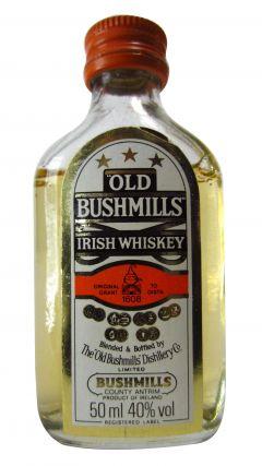 Bushmills - The Original Miniature Whiskey