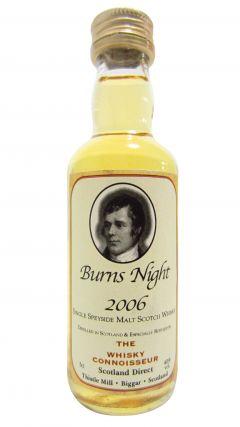Speyside - Burns Night Miniature Whisky