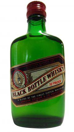 Blended Malt - Black Bottle Scotch Miniature Whisky