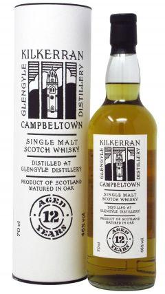 Kilkerran - Campbeltown Single Malt 12 year old Whisky