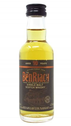 BenRiach - Single Malt Miniature 10 year old Whisky