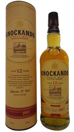 Knockando - 1997 Vintage - 1997 12 year old Whisky