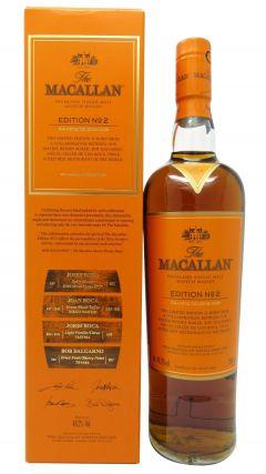 Macallan - Edition No. 2 - El Celler de Can Roca Whisky