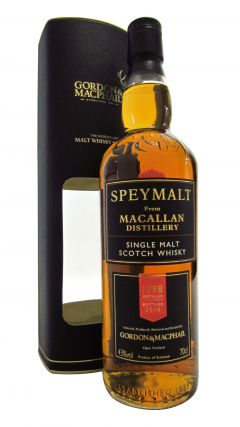 Macallan - Speymalt - 1998 18 year old Whisky