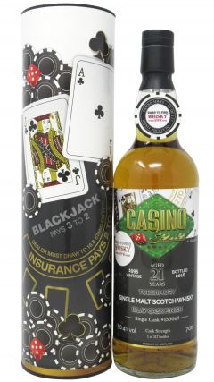 Tobermory - Casino Series - Islay Cask # Blackjack - 1995 21 year old Whisky