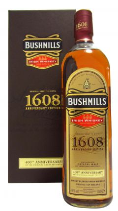 Bushmills - 1608 400th Anniversary Edition Whiskey
