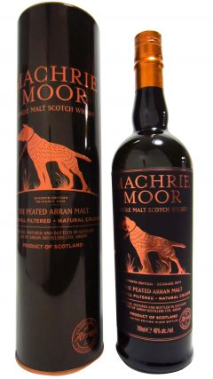 Arran - Machrie Moor 7th Edition Peated Whisky