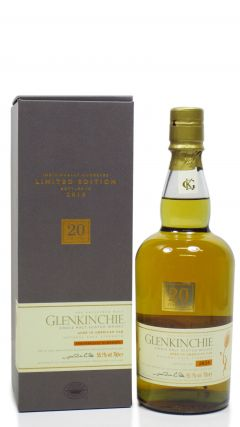 Glenkinchie - Natural Cask Strength - 1990 20 year old Whisky