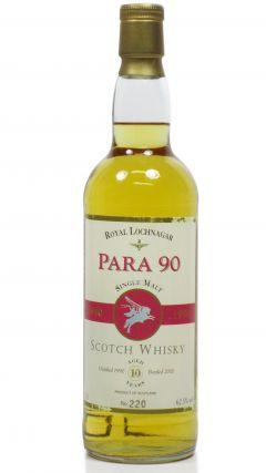 Royal Lochnagar - Para 90 - 1940 - 1990 - 1990 10 year old Whisky