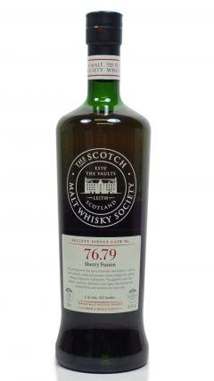 Mortlach - Scotch Malt Whisky Society SMWS 76.79 - 1996 14 year old Whisky