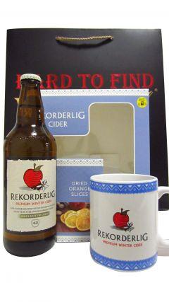 Beer / Lager / Cider - Rekorderlig Cider & Mug Gift Set (Hard To Find Whisky Editon) Whisky
