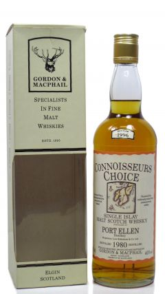 Port Ellen (silent) - Connoisseurs Choice - 1980 16 year old Whisky