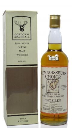 Port Ellen (silent) - Connoisseurs Choice - 1980 16 year old Whisky