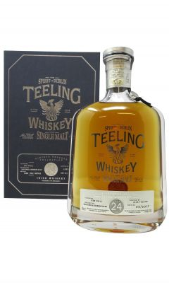 Teeling Whiskey Co. - Vintage Reserve Single Malt - 1991 24 year old Whiskey