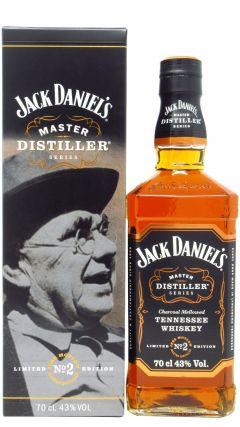 Jack Daniels - Master Distiller Series Edition 2 Whiskey