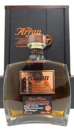 Arran - 21st Anniversary Limited Edition Whisky