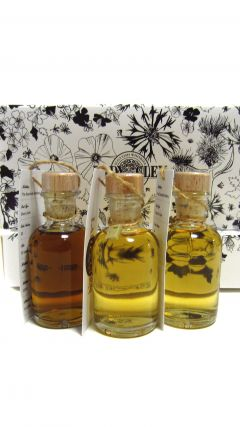 Multiple Distillery Packs - Lady of the Glen 3 x 5cl Miniature Gift Set Whisky