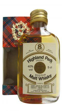 Highland Park - Scotch Malt Miniature 8 year old Whisky