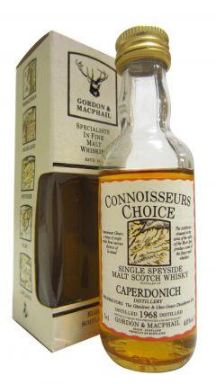 Caperdonich (silent) - Connoisseurs Choice Miniature - 1968 Whisky