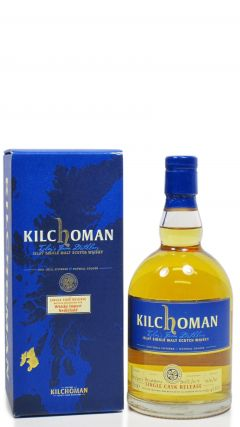 Kilchoman - Whisky Import Nederland - 2007 3 year old Whisky