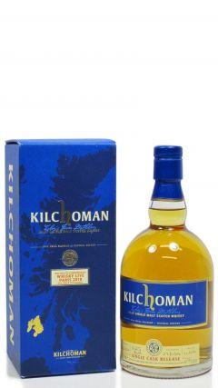Kilchoman - Whisky Live Paris 2010 - 2006 3 year old Whisky
