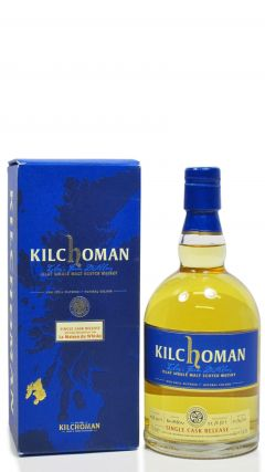 Kilchoman - La Maison Du Whisky - 2007 3 year old Whisky