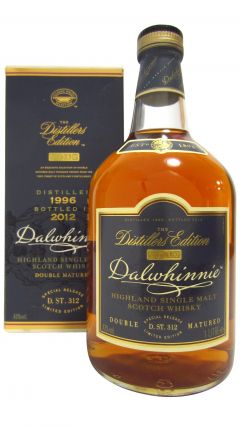 Dalwhinnie - The Distillers Edition 1996 (1 Litre) - 1996 16 year old Whisky