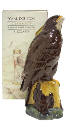 Whyte + Mackay - Royal Doulton Ceramic Buzzard Whisky