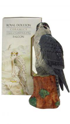 Whyte + Mackay - Royal Doulton Ceramic Falcon Whisky